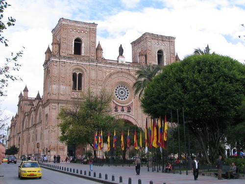 Cathedral Calderon
