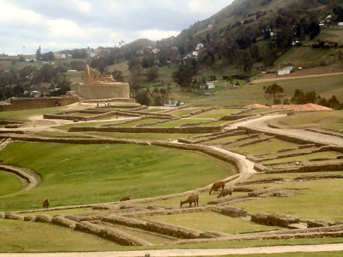 My trip to the Inca ruins near Cuenca