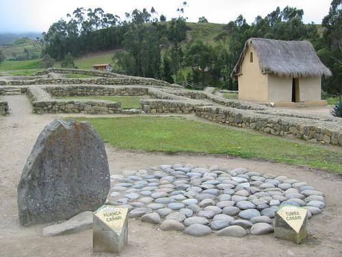 Incapirca Ruins with Home of Princess