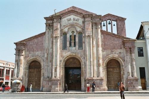 Cathedral San Blas