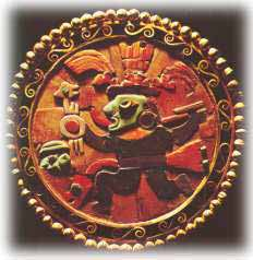 Solar Clock of the Incas