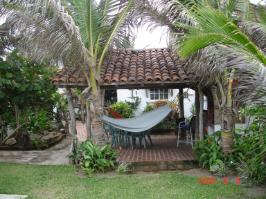 My Canadian friend Annette Preston bought a house at the beach near Las Tablas