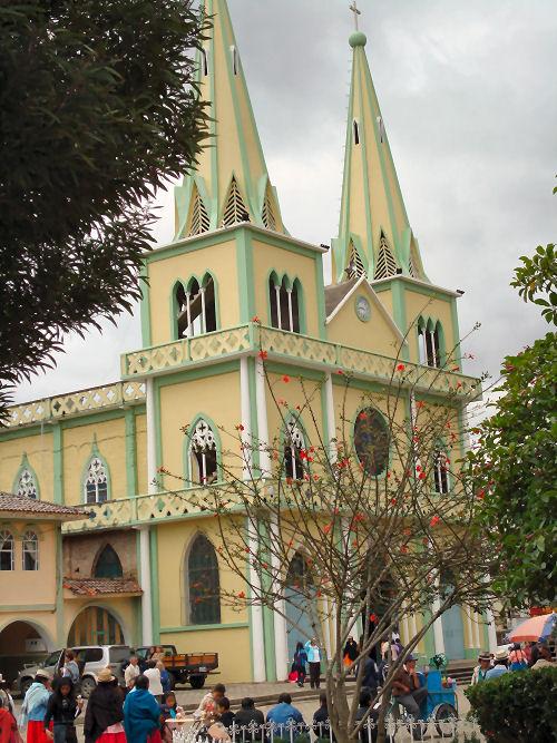 Cathedral in Chordeleg