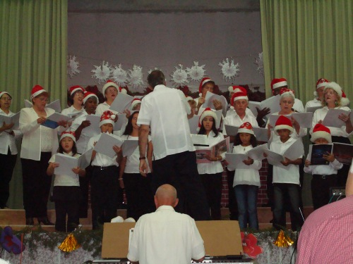 Boquete Community Choir