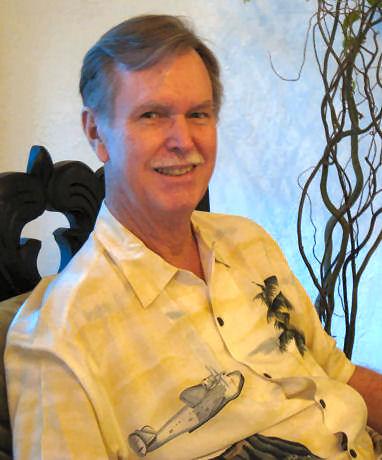 David Ripple on his 65th birthday last year