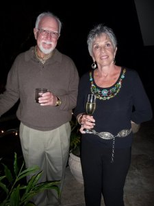 Jim owns Panama Red Rum here in Panama, but lives in Florida.  We met when he sponsored Boquete Jazz & Blues Festival 2012 where I was handling the marketing.  He's a GREAT dancer, creative and fun.