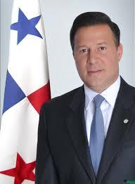 Panama's new President... Juan Carlos Varela