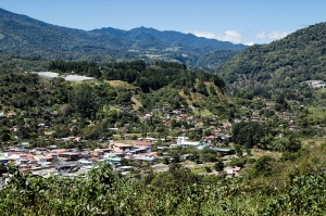 But it's always good to return to our beautiful little mountain village, Boquete